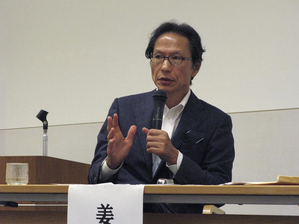 平成27年度 福岡ユネスコ・アジア文化講演会(姜尚中氏)