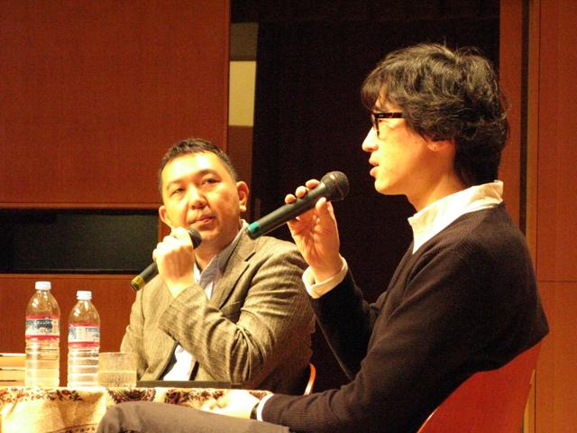 福岡ユネスコ文化講演会&トークショー「東山彰良の小説世界」