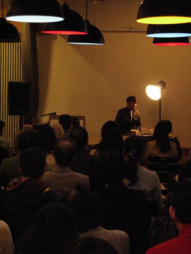外国文学を読む。訳す。~柴田元幸氏による講演と朗読の夕べ~