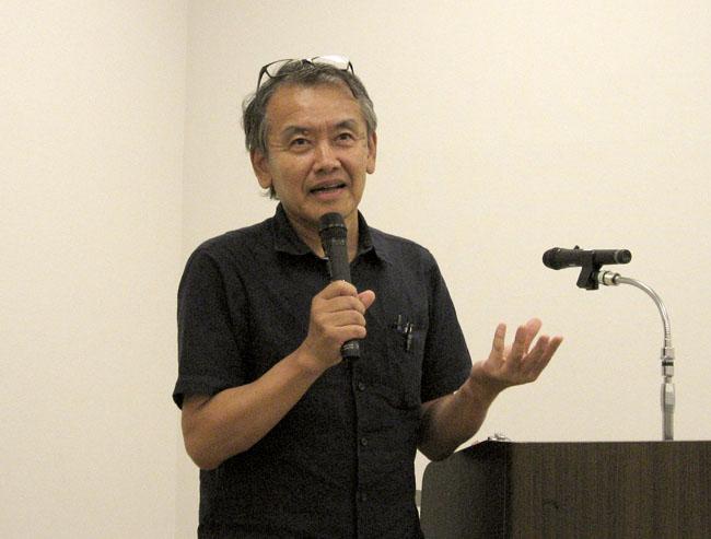 安立清史教授(九州大学) 福岡ユネスコ講演会「英国のいま、そして日本は?」