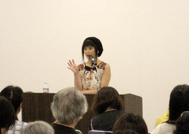 ブレイディみかこ氏(福岡ユネスコ講演会「英国のいま、そして日本は?」)