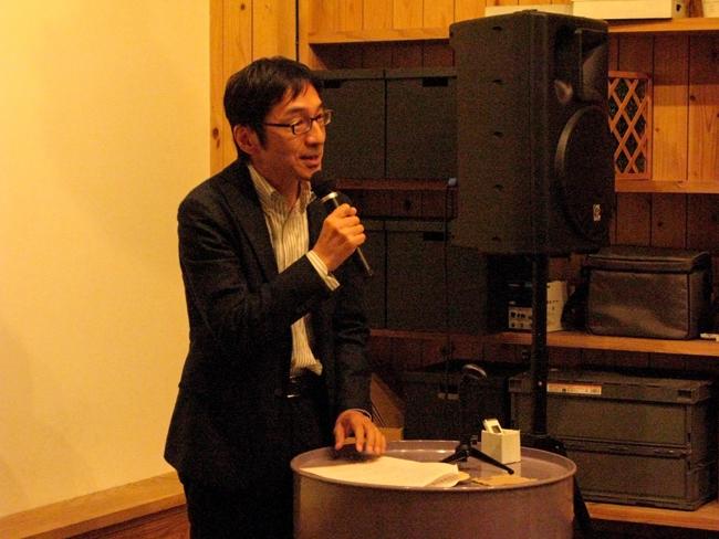 野崎歓氏の講演会「文学の国フランスへのお誘い」