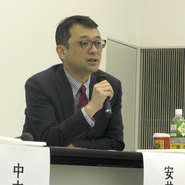 福岡ユネスコ文化セミナー アメリカをもっと深く知ってみる 安井明彦氏