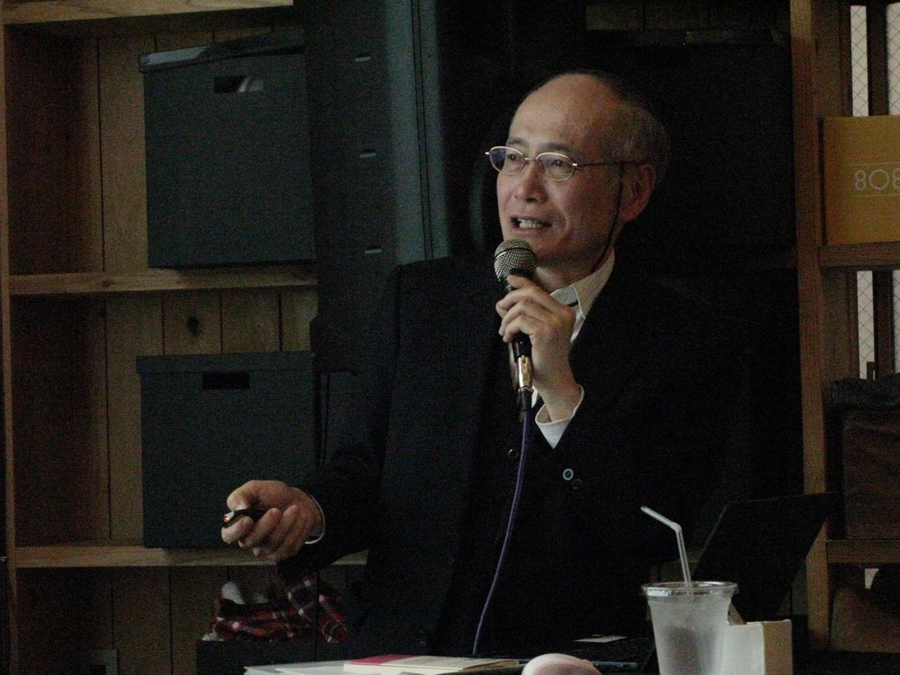 「魯迅―松本清張―莫言 ミステリー / メタミステリーの系譜」(藤井省三 氏)