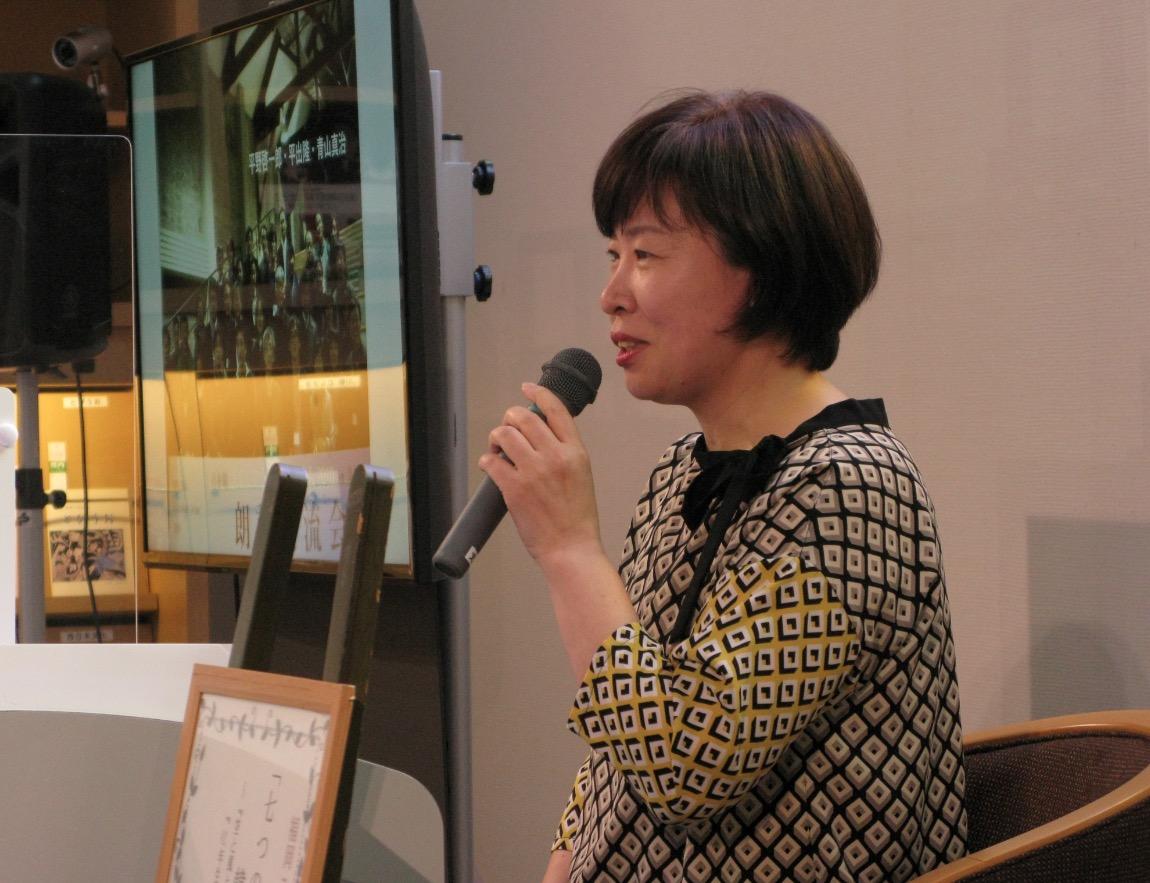 きむ ふな氏「七つの文学作品で読む韓国社会の過去と現在」